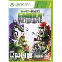 Plants Vs Zombies Garden Warfare Platinum Hits Xbox 360