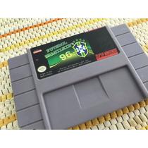 Campeonato Brasileiro 96 Futebol Super Nintendo Snes