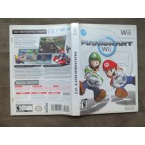 Mario Kart Wii Com Manual Sem Volante