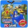 Sonic & Sega All-stars Racing Steam Cd-key Global