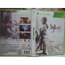 Xbox 360 - Final Fantasy Xiii - 2 - Original Ntsc