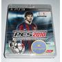 Pes 2010 Pro Evolution Soccer | Futebol | Ps3 | Original