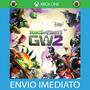 Plants Vs Zombies Garden Warfare 2 - Xbox One - Receba Hoje!