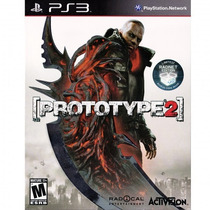 Playstation 3 - Prototype 2 (inclui Código Radnet Limited E