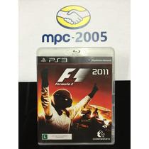 Formula 1 2011 - Ps3 - Praticamente Novo