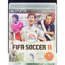 Jogo Fifa Soccer 11 Playstation 3, Original, Novo, Lacrado