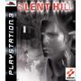 Silent Hill Ps3 Psn Midia Digital Original