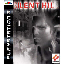 Silent Hill Ps3 Psn Midia Digital Original