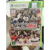 Pro Evolution Soccer 2014 Xbox 360 (pes2014)