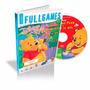 Jogo Original O Ursinho Pooh Revista Fullgames 03 Pc