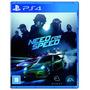 Need For Speed Game Ps4 Novo Lacrado Original Português