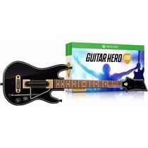 Guitar Hero Live Xbox One Pré-venda 10/11