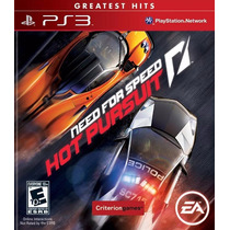 Need For Speed Hot Pursuit - Ps3 Original!