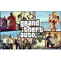 Gta V Pc - Steam (original) + Bonus - Envio Imediato