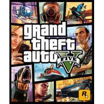 Gta V 5 Playstation 3 Artgames