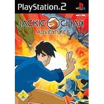 Jackie Chan Adventures Ps2 Patch - Frete Só 6,00