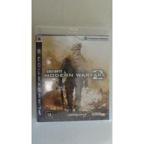 Call Of Duty Modern Warfare 2 Para Ps3 (bl) - Novo E Lacrado