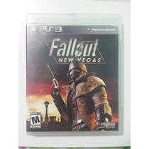 Fallout New Vegas ( Jogo Original Ps3 Mídia Física )