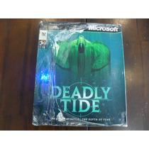 Deadly Tide Na Caixa Com Manual Para Pc