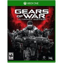 Jogo Gears Of War Ultimate Edition Xbox One Original Midia