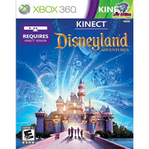 Jogo Xbox 360 - Kinect Disney Adventure - Novo