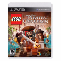 Lego Pirates Of The Caribbean Ps3 Mídia Física + Brinde