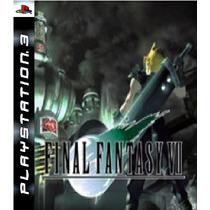 Final Fantasy 7 Vii Ps3 Psn Midia Digital Original