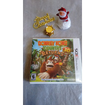 Donkey Kong Country Returns Americano 3d