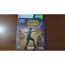 Star Wars Kinect Xbox 360 - Mídia Física