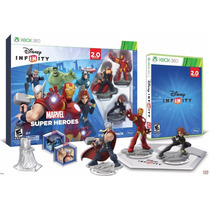 Disney Infinity Marvel Super Heroes 2.0 Edition Pack Xbox360