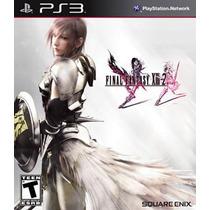 Ps3 - Final Fantasy 13-2 - Midia Fisica - Semi Novo
