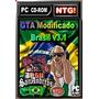 Gta Modificado Brasil V3.1 Beta - San Andreas - Pc