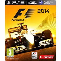 F1 2014 Ps3 - Mídia Digital - Riosgams