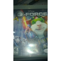 Jogo Playstation 3 Ps3 Disney Força G-force Gforce Infantil