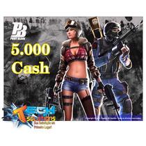 Point Blank - Cartão De 5.000 5k Cash - Envio Imediato!