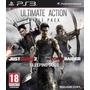 Ultimate Action Com 3 Jogos Ps3 - Psn Envio Via Email
