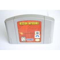 Mission Impossible - Nintendo 64 - Original