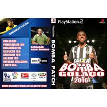 Bomba Patch Brasileirão Golaço 2016 Play2 + Brinde ( Gta 5 )