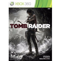 Tomb Raider Xbox 360 Mídia Digital Original Microsoft