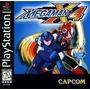 Mega Man X4 Patch Para Ps1 / Pc