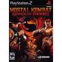 Mortal Kombat Shaolin Monks Ps2 Patch - Frete Só 6,00