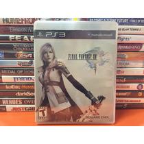 Jogo Final Fantasy 13 Ps3 - Jogo Original Lacrado