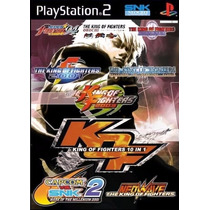 The King Of Fighters (7 In 1) - Patch Ps2 (frete Único)