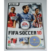 Fifa Soccer 10 | Futebol | Jogo Pc | Produto Original
