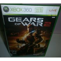 Gears Of War 2 - Xbox 360 - Original - Frete R$ 9,99