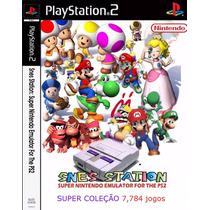 Super Emulador 7,784 Jogos Para Ps2
