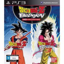 Game Dragon Ball Z Budokai Hd Collection Seminovo