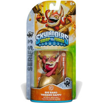 Skylanders Swap Force Big Bang Trigger Happy Para Wii, Wii U