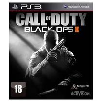 Call Of Duty Black Ops 2 Em Portugues Ps3 Venda / Troca