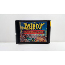 Jogo Mega Drive Asterix And The Great Rescue - Sega Genesis